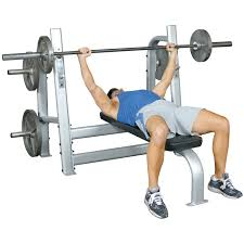 Everlast Olympic Weight Bench Free Weight U0026 Strength Stations