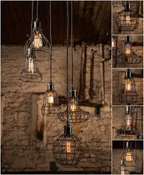 love this rustic multi drop cage fitting http www