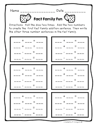 thrifty thursday let em u0027 roll fact families ems and math