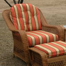 Replacement Cushions For Wicker Patio Furniture - outdoor patio replacement cushions wicker home design ideas
