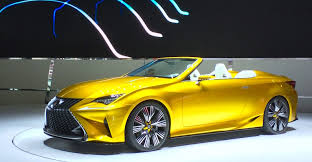 lexus yellow carnichiwa 2014 los angeles auto show part 4 u2013 lexus mazda and