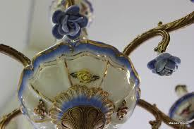 porcelain chandelier roses antique porcelain chandeliers antique furniture