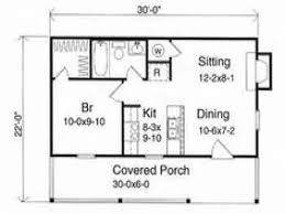 floor plan for small house 100 small floor plans cottages open floor plan cottage