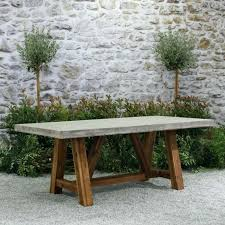 concrete patio dining table concrete garden table set table and chairs concrete outdoor cad75 com