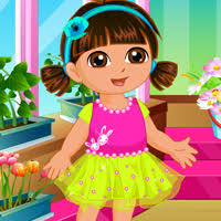 Flower Store Dora Games U2013 Play Best Free Dora Games For Kids Online On Gamebaby Com