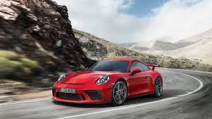 red porsche png porsche reveals latest 911 gt3 with 500 hp and manual option