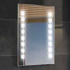 Bathroom Led Mirror Light Bathroom Demister Mirror Cool Illuminated Bathroom Mirrors With