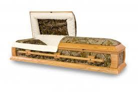 camo casket wooden caskets oliver s funeral home and crematorium