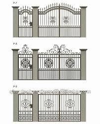 Main Gate Grill Design Photos