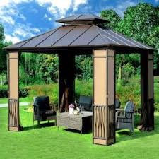 Patio Gazebo Metal Gazebo Kits 5 Of The Best Top Gazebo Kits Outsidemodern