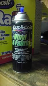 duplicolor vinyl and fabric spray xweb forums v3