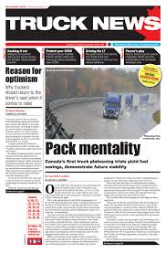 paccar canada truck news december 2016 by annex newcom lp issuu