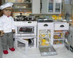 18 inch doll kitchen furniture kitchen part 2 refrigerator part 1 kitchen sink dishwasher can be