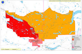 Wildfire Map Kamloops by New Evacuation Alert For South West Of 100 Mile House Williams