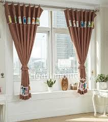 diy short curtains design ideas best curtains design 2016