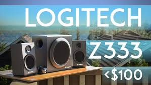 best home theater subwoofer under 300 logitech z333 review under 100 youtube