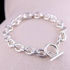 chain bracelet sterling silver images Men 39 s sterling silver oval link chain bracelet jpg