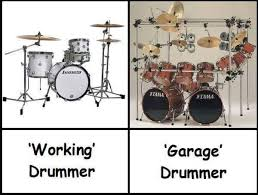 Drummer Meme - portsmouth music scene
