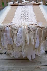 Shabby Chic Wedding Decoration Ideas by 265 Best Burlap Rustic Decor Images On Pinterest Burlap