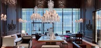 Ex Machina Hotel by Baccarat Hotel U0026 Residences New York Makes A Grand Opening
