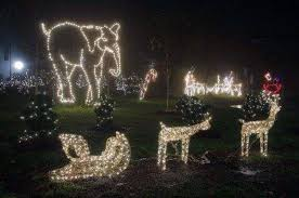 Zoo Lights Woodland Park Holiday Lights Spectacular Opens At Turtle Back Zoo Nutley Nj