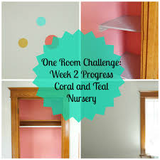 one room challenge the nursery week 2 progress