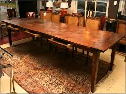 teak dining room table home interior design ideas