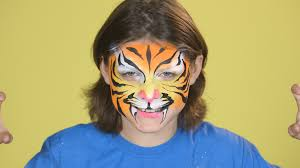 step by step face painting ideas