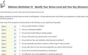 Health And Wellness Worksheets For Personal Health Mcgraw Hill Connect
