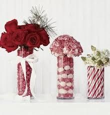 Vase Deco 20 Elegant Yet Simple U0026 Easy Christmas Decoration Ideas