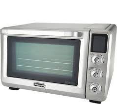 Screen Toaster Delonghi Livenza All Day Electric Convection Oven Page 1 U2014 Qvc Com