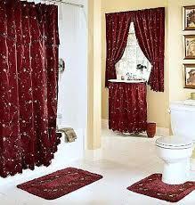 Bathroom Shower Curtain Set Bathroom Shower Curtain Sets Adorable Bathroom Shower Curtain Sets