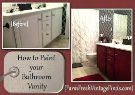 painting bathroom vanity ideas painted bathroom cabinet ideas about painting bathroom vanities on