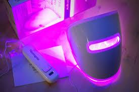 does neutrogena light therapy acne mask work neutrogena visibly clear light therapy acne mask manface