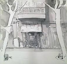 cairo urban sketchers tour and draw the city u0027s skyline egypt today