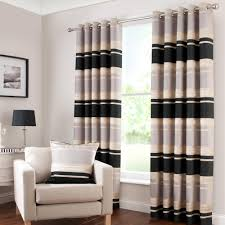 dunelm mill black portobello curtain living room ideas