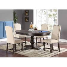 Retractable Dining Table Pedestal Kitchen U0026 Dining Tables You U0027ll Love Wayfair