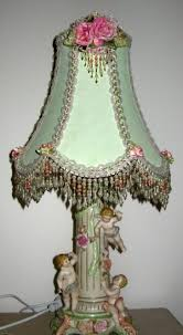 chandelier light handmade lampshades vintage best lovely shabby