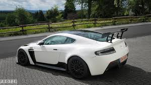aston martin vantage 4 3 spotted v12 vantage gt4 near the ring aston martin com
