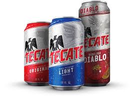 tecate light alcohol content beers png