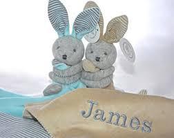 Bunny Comforter Bunny Comforter Etsy