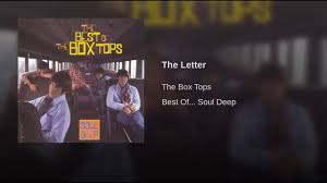 the letter youtube