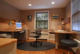 Interesting Home Office Paint Ideas For Work Colors On Pinterest - Home office paint ideas