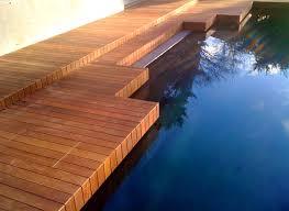 bedroom interesting amazing pool decking swimming wood deck