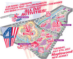 New York Ny Events U0026 Things To Do Eventbrite Maplewood 4th Of July 2017 Tickets Tue Jul 4 2017 At 8 00 Am