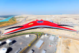 ferrari world ferrari world abu dhabi by p3p70 on deviantart