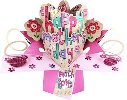 second nature mother u0027s day happy mothers day pop up card amazon