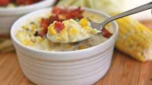 fresh southern creamed corn recipe divas can cook