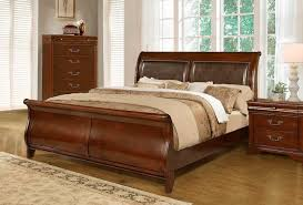 queen sleigh bed bedroom set unclaimed freight co lancaster pa