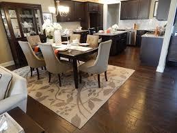 Rugs For Hardwood Floors In Kitchen Columbia Gunnison Roasted Java Hand Scraped Hardwood Wood Flooring